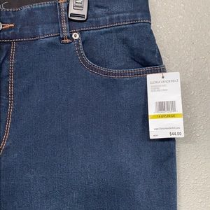 NWT High-rise relaxed straight leg Size 14